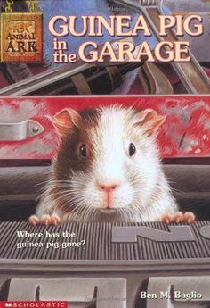 Guinea Pig in the Garage (Animal Ark