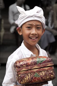 Balinese boy. Walking With The Barong. I don't plan my stories while I travel. I…