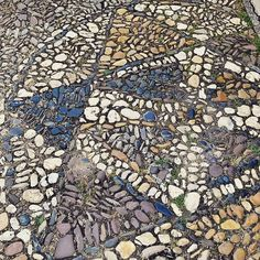 "Arch.Al.Radovic Foundation's Instagram post: ""Manastir Sv.Roman #pebblemosaic #mosaicart #serbia🇷🇸"" Pebble Mosaic, Stone Mosaic, Mosaic Art, City Photo, Roman, Arch, Tile, Foundation, Flooring"