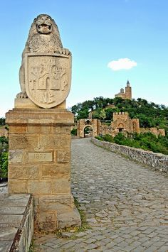 Tsarevets Fortress, Veliko Turnovo, Bulgaria | Photo by Dennis Jarvis on Flickr