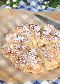 picknickkaka4 I Love Food, A Food, Food And Drink, Cake Recipes, Dessert Recipes, Delicious Desserts, Yummy Food, Swedish Recipes, Bread Baking