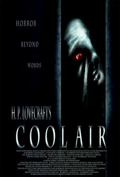Lovecraft's Cool Air Best Horror Movies, Horror Movie Posters, Scary Movies, Books For Teens, Teen Books, Watch Free Movies Online, See Movie, Sci Fi Horror, Best Horrors