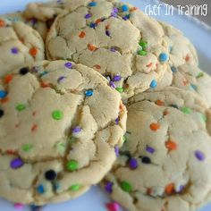 These are THE BEST cookies. Ever. Soft and chewy!!