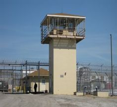 Prison tower fro Ref Prison Break, Exterior, Image, Treehouse, Gates, Google Search, Travel, Towers, Drawings