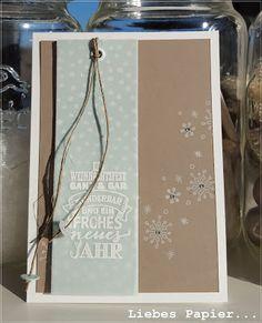 Liebes Papier...: Ein wundervolles Weihnachtsfest und...