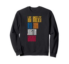 Genuine By Anthony Claim Your City Sweatshirt Amazon Delivery, Graphic Sweatshirt, City, Sweatshirts, Cotton, Fashion, Moda, Fashion Styles, Cities