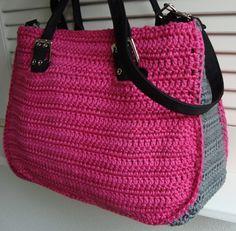 crochet covered bag #nicollie