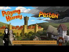 Spillet pesten er et interaktivt spil, hvor du skal være den her dreng, der lever i pestens tidsalder. Du hjælper ham med at gøre forskellige ting.