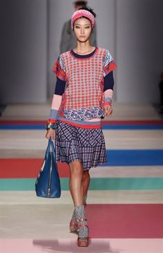 Marc By Marc Jacobs Spring 13 Ready to Wear - Jihye