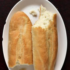 New Orleans French Bread Recipe Breads with sugar, active dry yeast, vegetable shortening, bread flour, kosher salt