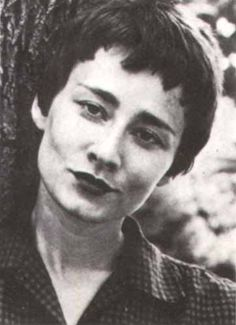 Halina Poświatowska (May 9, 1935 – October 11, 1967) was a Polish poet and writer, one of the most important figures in modern Polish literature.