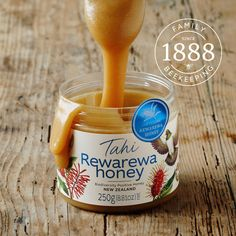 REWAREWA HONEY. Our Rewarewa honey was one of five honeys selected by Selfridges buyer Ben Suleyman as an extraordinary honey. Rewarewa has a malty, melt-in-the-mouth butterscotch flavour. Find the link to the video in our story.  Have you tried it yet?  @theofficialselfridges @selfridgesfood #selfridges #tahirewarewa #rewarewa Have You Tried, Bee Keeping, Honey, Link, Food, Meals