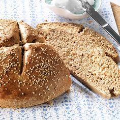 Sesamspeltbrood