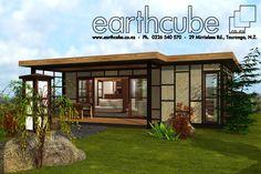 ⌂ The Container Home ⌂ EARTHCUBE-TANZEN-06