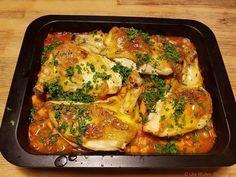 Marrokanische Hühnchen-Tajine, ein raffiniertes Rezept aus der Kategorie Auflauf. Bewertungen: 1. Durchschnitt: Ø 3,3.
