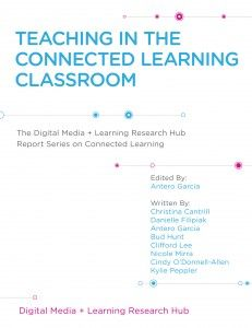 School Library Journal review of Teaching in the Connected Learning Classroom