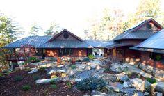NC Mountain Lake House