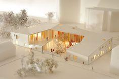 C. F. Møller Architects, Villa Vita Cancer Centre