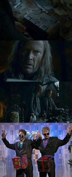 Step one, cut a hole in the box....ooh poor theon :P | Game of Thrones | Theon Greyjoy