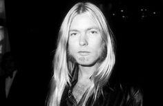 Gregg Allman In London November 24,1977