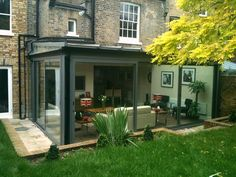 Image result for victorian lean to conservatory