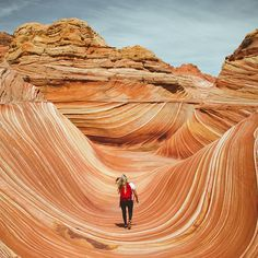 The Wave, Marble Canyon, Arizona