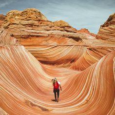 The Wave, Marble Canyon, Arizona