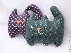 Котик на ладошке - Ярмарка Мастеров - ручная работа, handmade
