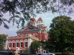 Crown point indiana courthouse