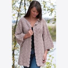 Crochet Coat Patterns for Women | Grandmother's Pattern Book Sharing Links and Patterns Every Day!