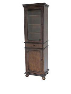 Brighton Linen Cabinet by Crestview Collection CVFZR1353