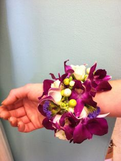 Corsages aren't just for high school prom!