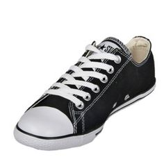 These Converse Chuck Taylor Slim OX shoes in Black are great for the warmer  weather! a7647ceee