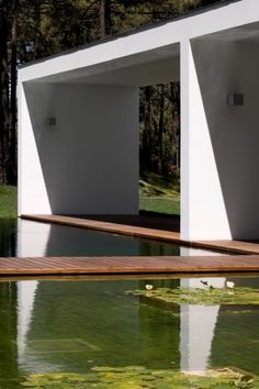 Casa Do Lago / Frederico Valsassina Arquitectos | ArchDaily