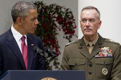 jvo  EUA: Chefe do Estado Maior Conjunto rejeita ordem de Obama