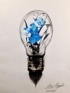 Lamp Tattoo, Tatoo Art, Tattoo Drawings, Lightbulb Tattoo, Shawn Mendes Tattoos, Shwan Mendes, Tattoo Posters, Shawn Mendes Wallpaper, Small Canvas Art