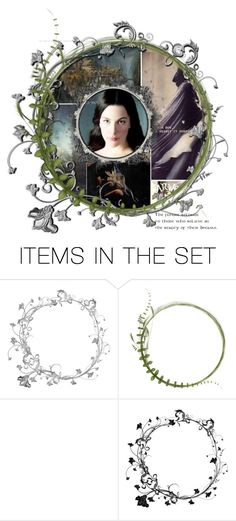 """""""Battle for Tolkien's World - Round 1 : Introduction"""" by assymi ❤ liked on Polyvore featuring art"""