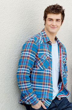 Matty Mckibben from Awkward.  <3 Yum Yum Yum