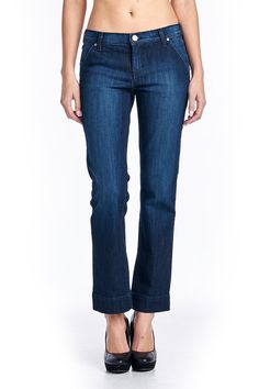 Angry Rabbit Womens Premium Designers Slim Straight Trouser Jeans Made in USA   Amazon.com