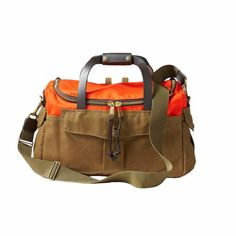 Filson 70073 Original Sportsman Bag - Heritage - Orange-Tan Filson,http://www.amazon.com/dp/B00HT5G4J0/ref=cm_sw_r_pi_dp_30nGtb0PRAW01T43