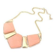 Collier-Gros-Collier-Rose-Dore