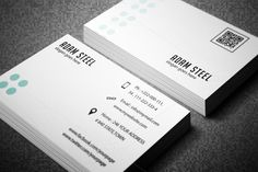Check out Simple Business Card vol.3 by felicidads on Creative Market