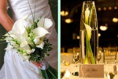 for those who love calla lilies... I really like the callas enclosed in the clear vase!