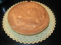 Bizcocho Genovesa | La Cocina Paso a Paso