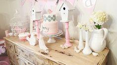 Cupcakes tematicos de pajaritos - Buscar con Google