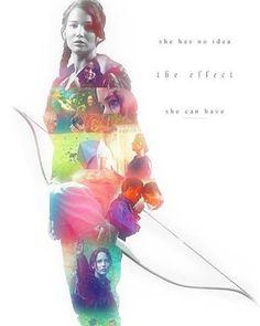 #TheHungerGames (2012) - #KatnissEverdeen