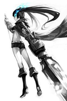 Tekken Cosplay, Black Rock Shooter, Game Black, Fan Art, Anime Life, Illustrations, Hatsune Miku, Anime Art Girl, Anime Characters