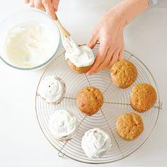 にんじんケーキは配合を変えながらもずっと作り続けている栗原家の定番おやつです。