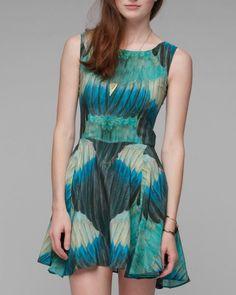 Fly Away Dress  Samantha Pleet