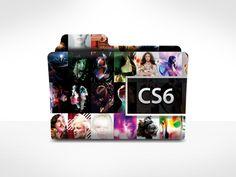 Adobe CS6 Mac OSX Folder Icon by Emmanuel Roy